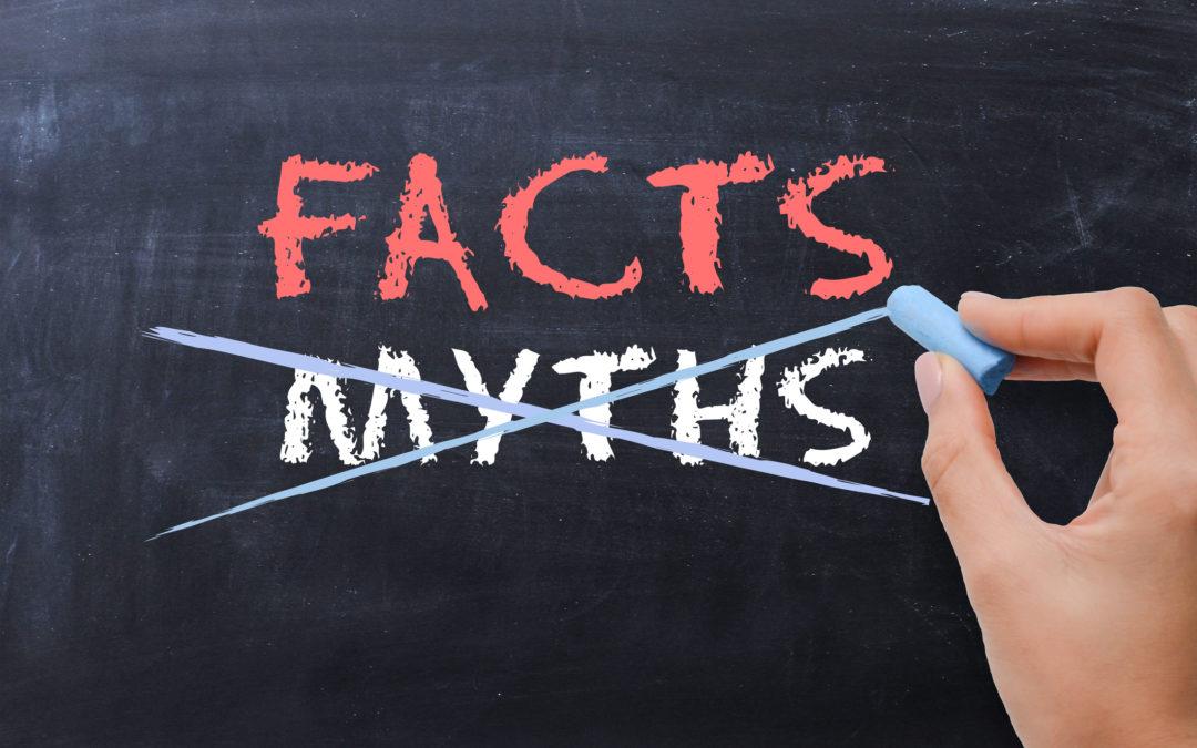 Common Collision Repair Myths