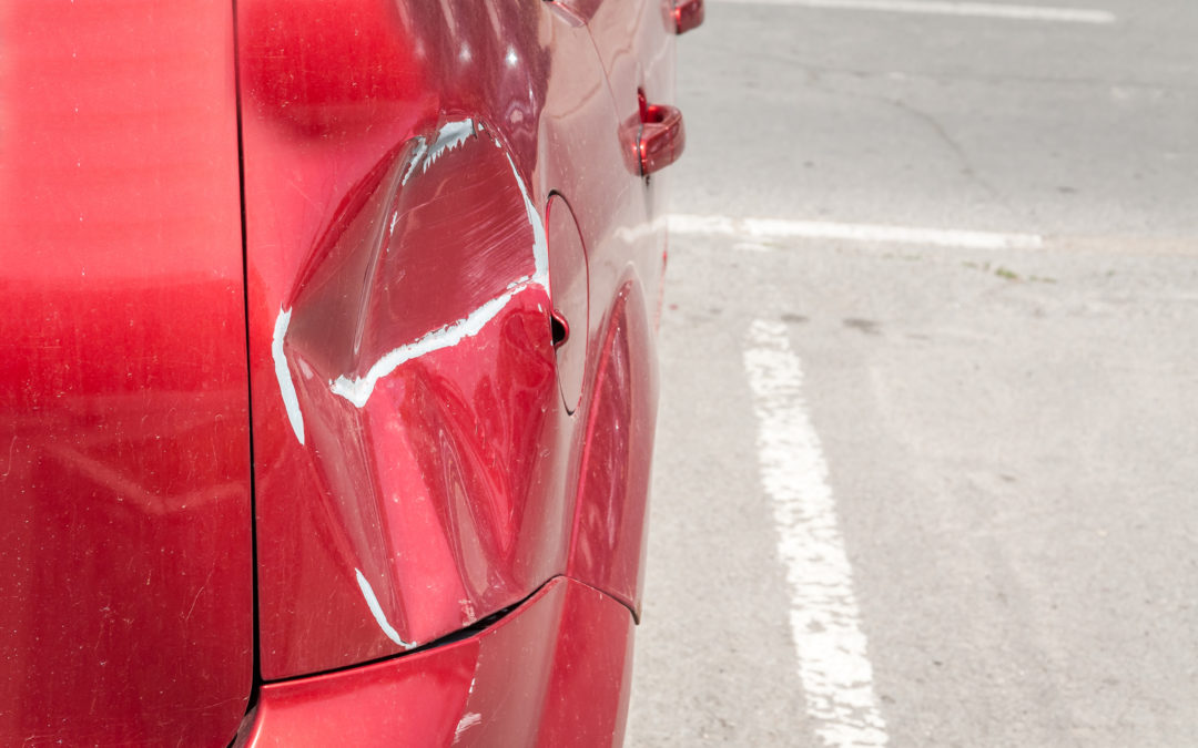 Protect Your Car from Parking Lot Accidents